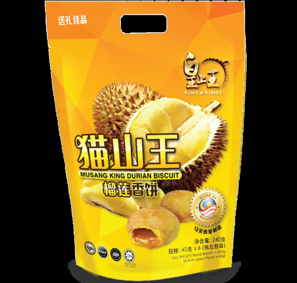 Musang King Durian Biscuit