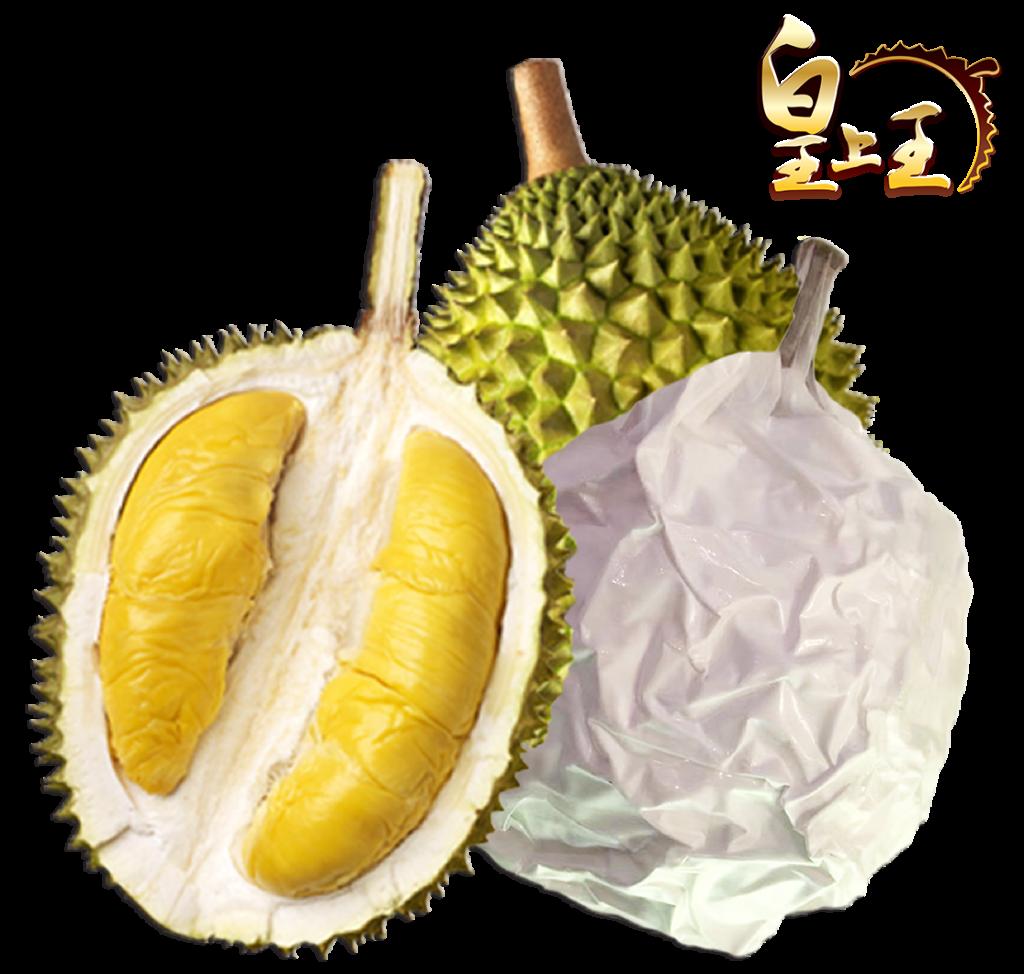 Liquid Nitrogen Frozen Musang King Durian