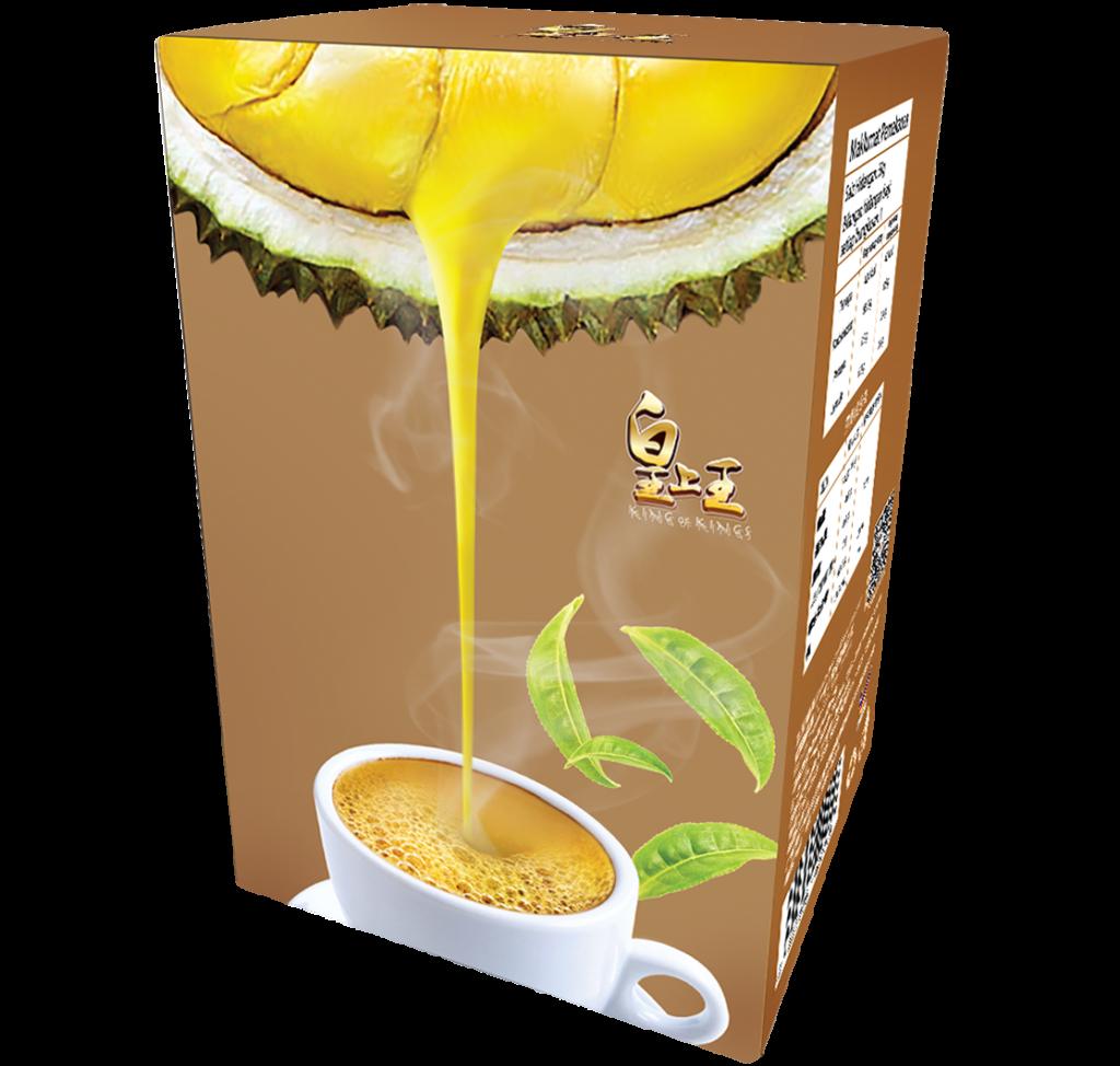 Musang King Durian Milk Tea