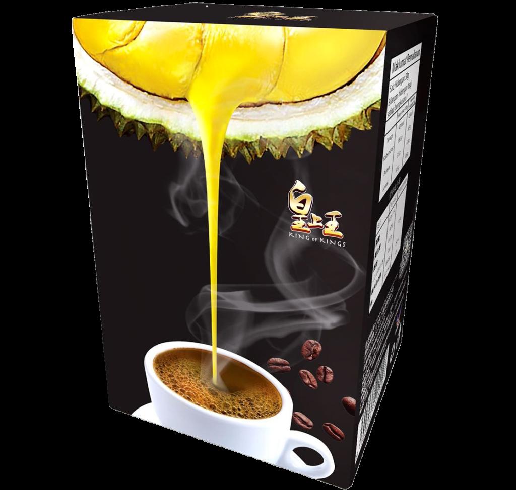 Musang King Durian White Coffee